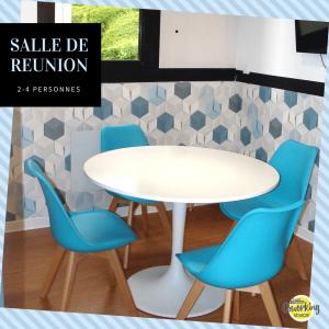 Salle de réunion à Besançon